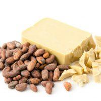 Naturkosmetik und Pflanzen Extrakte mit DMSO und Kakaobutter